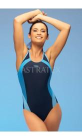 Цельный женский купальник Alinka1